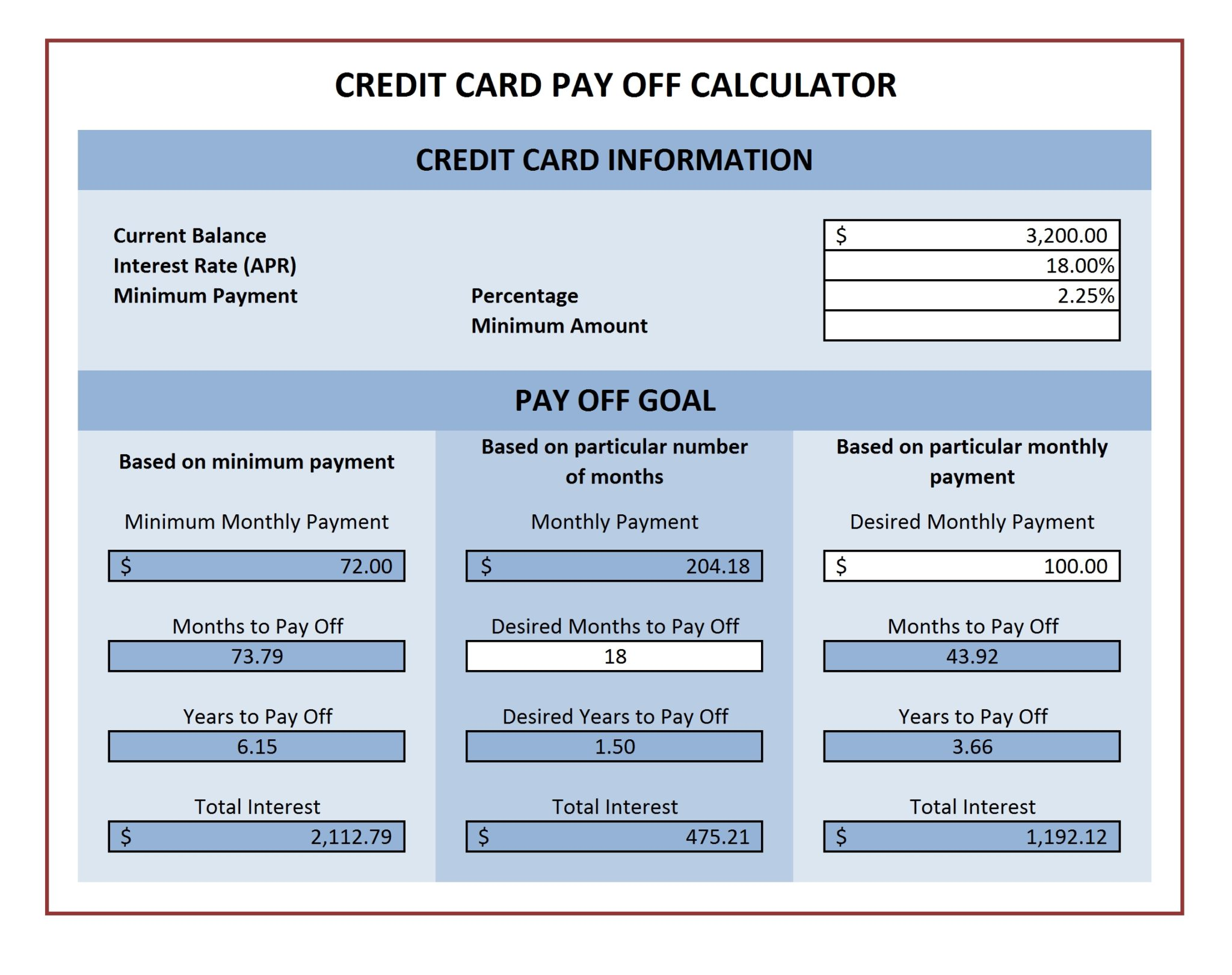 Compound Interest Calculator Annually And Bank Rate Compound Interest Calculator
