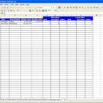 Data Center Inventory Excel
