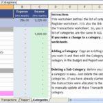Dave Ramsey Budget Spreadsheet Pdf