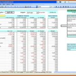 Examples Of Bookkeeping Ledgers