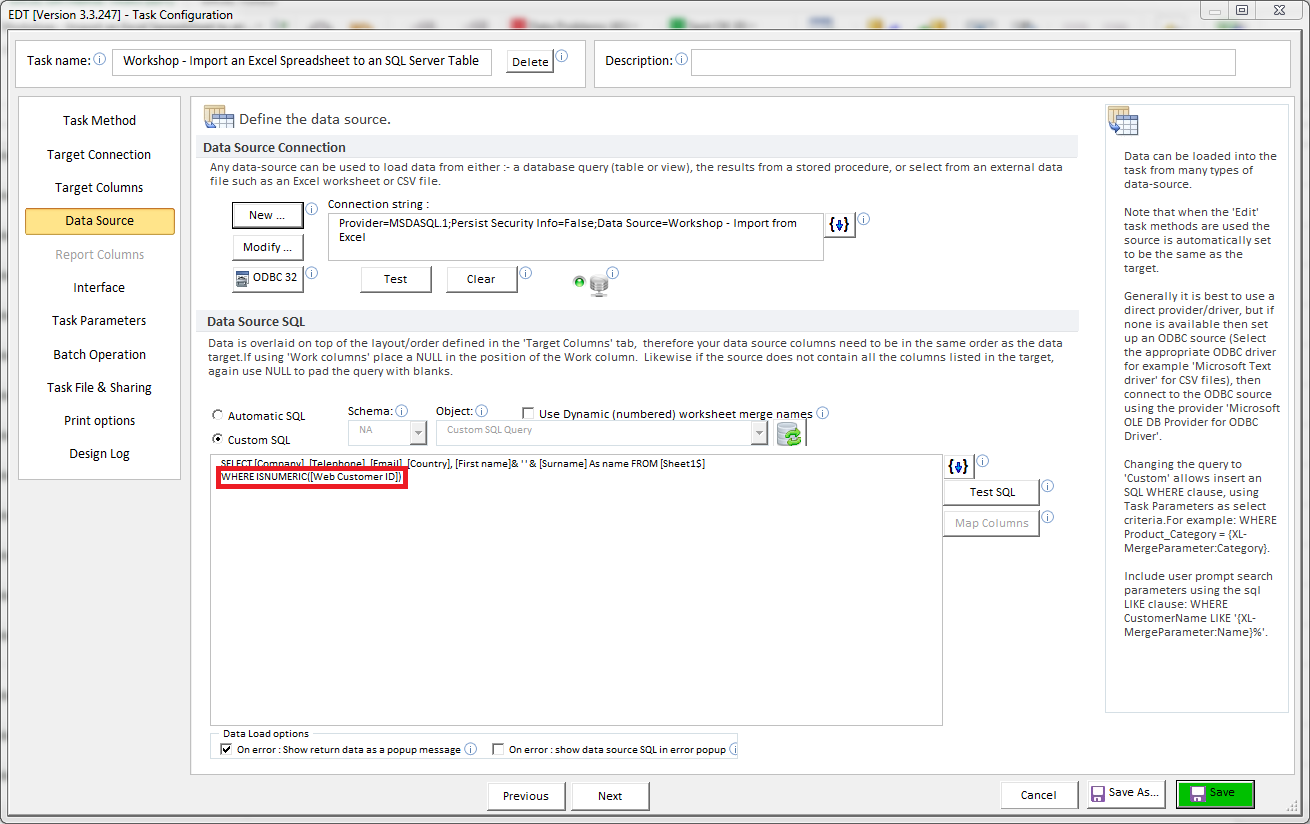 Excel Spreadsheet Validation Fda