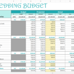 Financial Planning Spreadsheet Excel Free