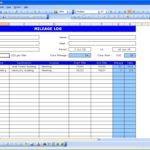 Fleet Vehicle Maintenance Excel Spreadsheet