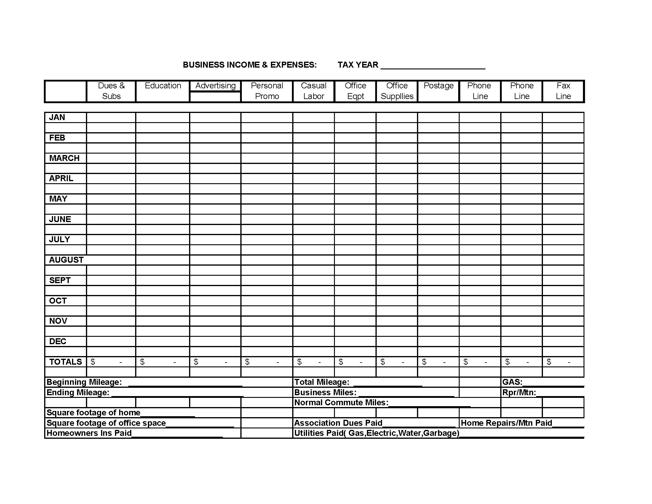 Free Financial Planning Spreadsheet Templates