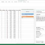 Server Documentation Template Excel
