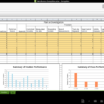Spreadsheet Application For Android