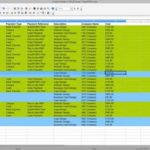 Spreadsheet For Small Business Accounting