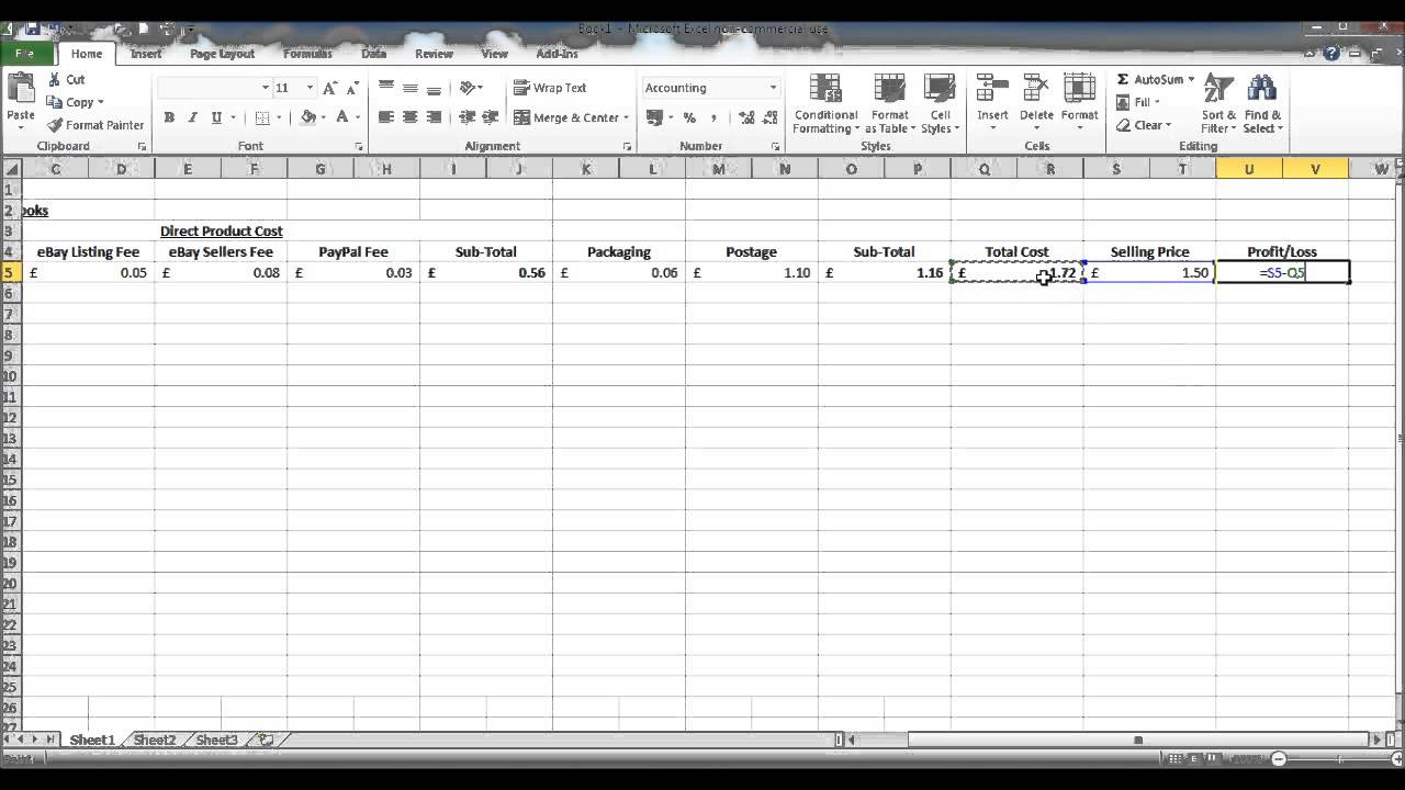 Sysco Food Cost Calculator AND Free Food Cost Calculator Spreadsheet