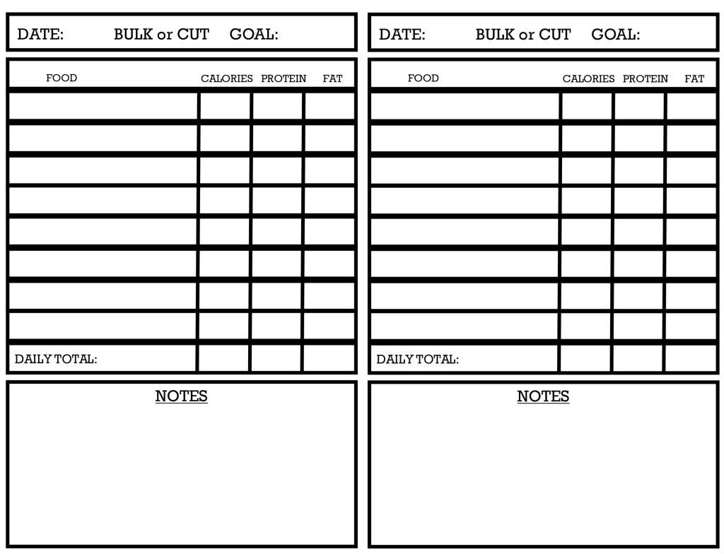 The Biggest Loser Excel Spreadsheet