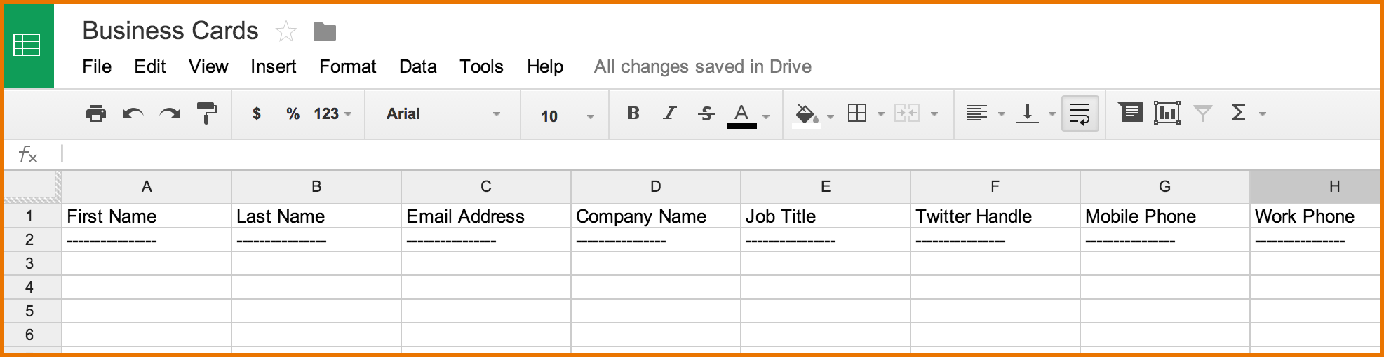 scan to spreadsheet free