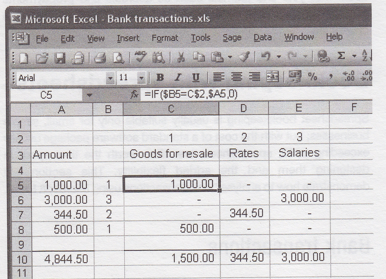 Accounting Spreadsheet Templates For Small Business And How To Use Excel For Small Business Bookkeeping