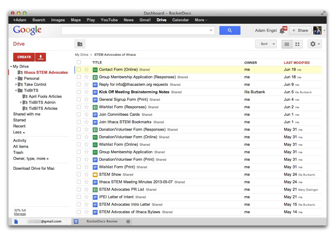 Google Spreadsheet Calendar Template 2016