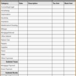 Mortgage Comparison Sheet