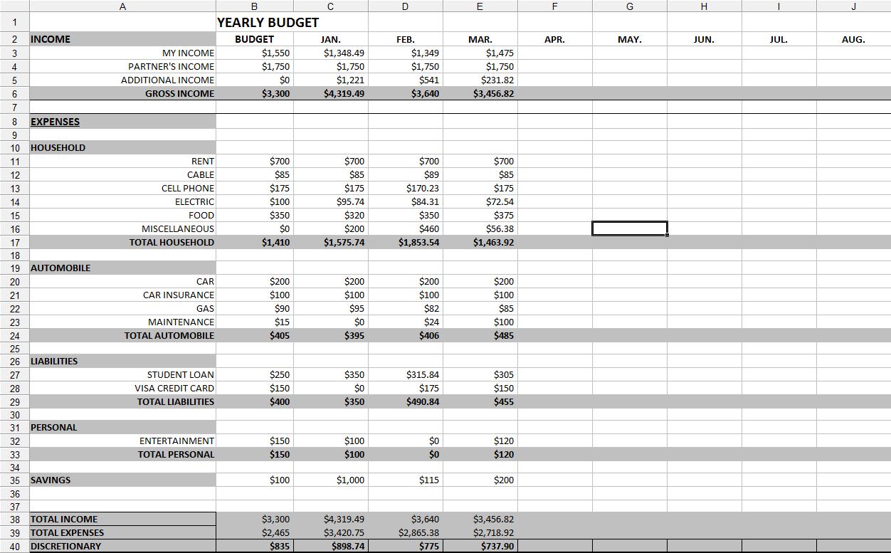 Retirement Planning Workbook