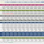 Snowball Debt Spreadsheet Excel