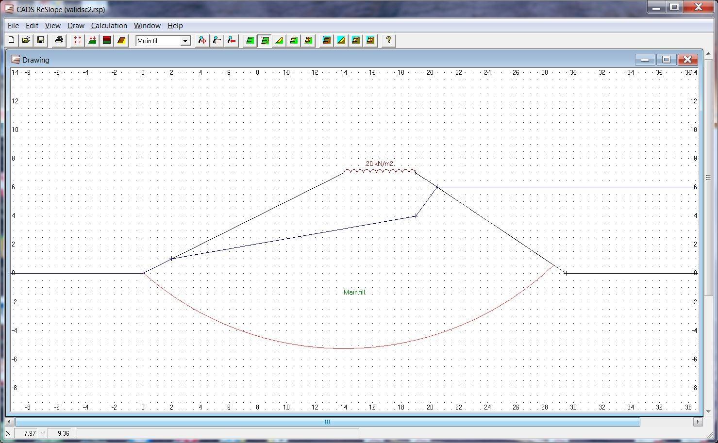 Spreadsheet For Slope Stability Analysis