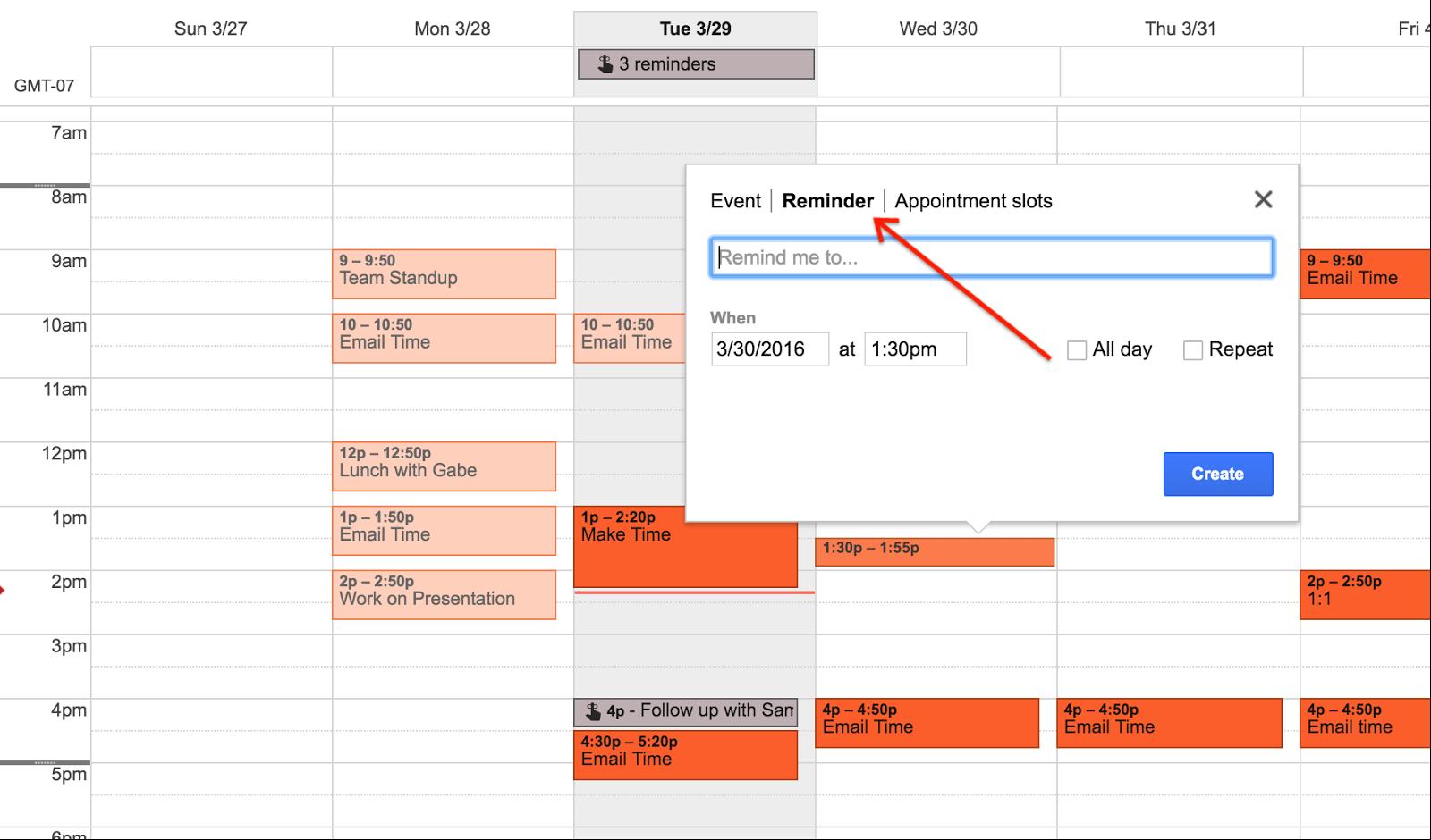 Sync Google Calendar With Google Docs Spreadsheet
