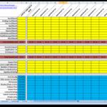 apartment comparison sheet