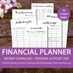 financial planner crop budget spreadsheet