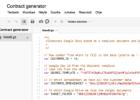 free Editable Spreadsheet Html templates