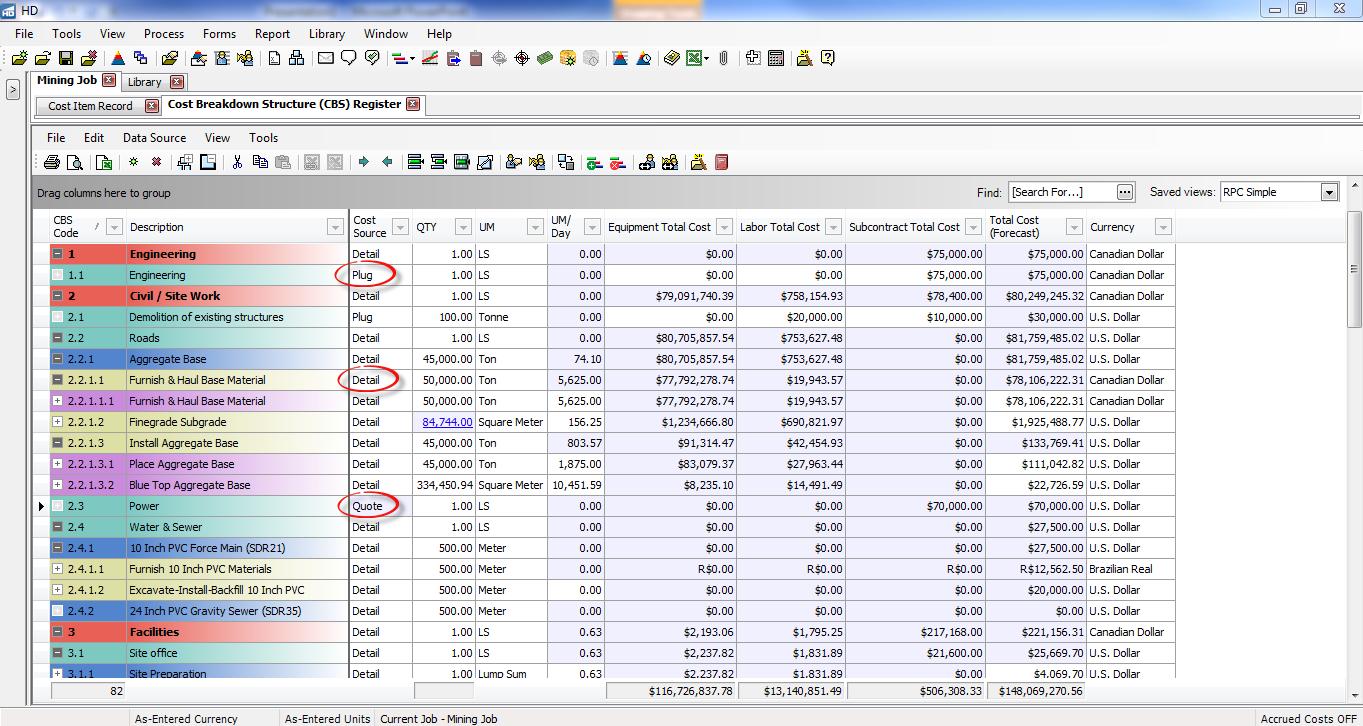 free construction cost breakdown spreadsheet templates
