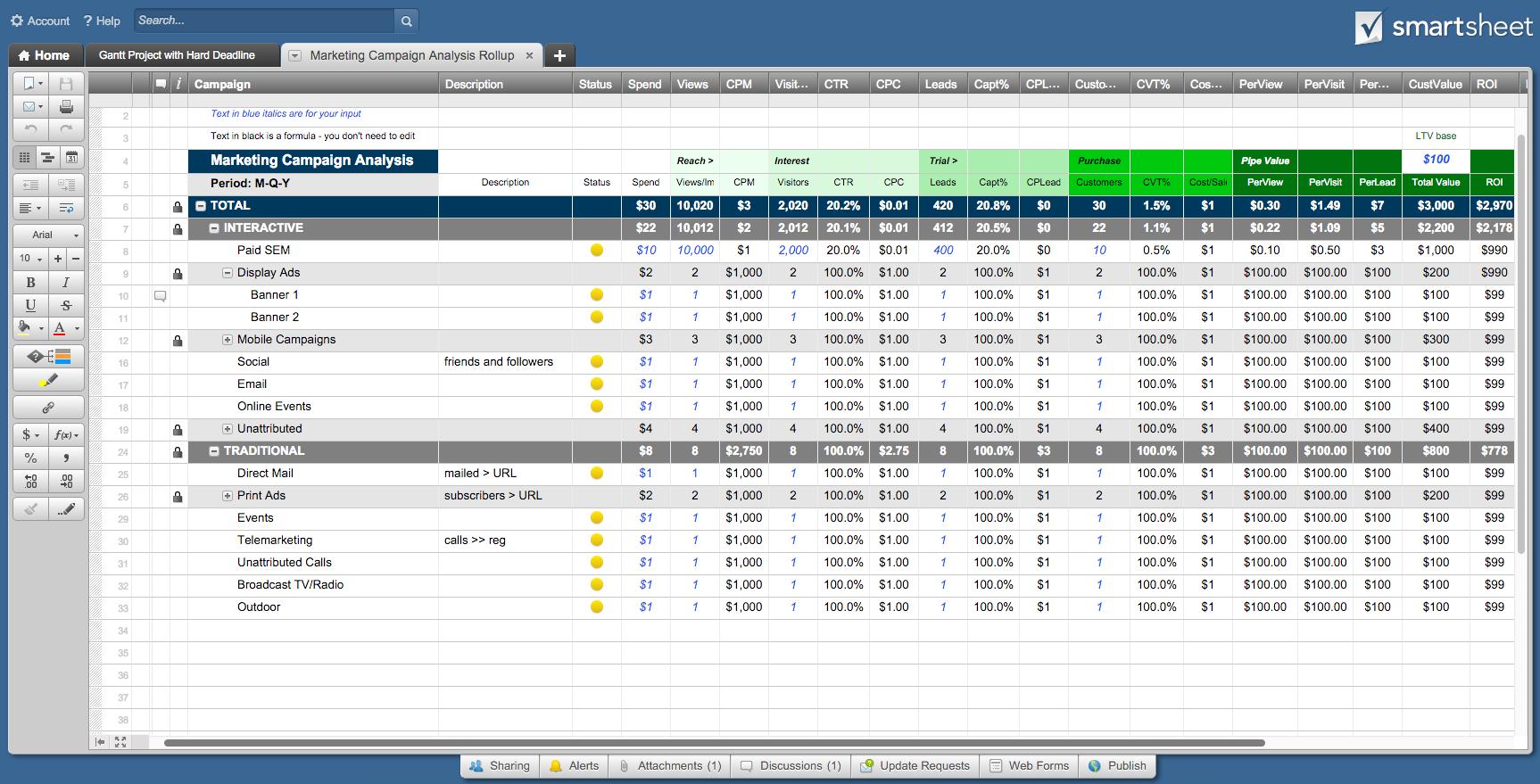 templatesContract Management Excel Spreadsheet