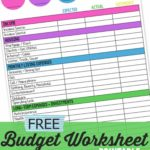 Download Paycheck To Paycheck Budget Spreadsheet Free