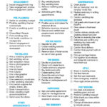 Download Printable Wedding Budget Spreadshee