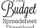 Free Home Loan Comparison Spreadsheet Templates