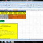 Home Loan Comparison Spreadsheet Free Templates