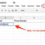 calendar in google docs free