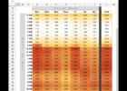 create calendar in google spreadsheet