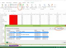 how do i share an excel spreadsheet on google docs