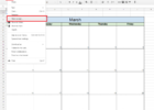 how to create an excel sheet in google docs