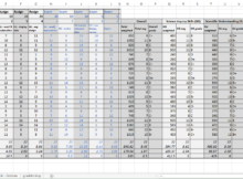 how to make an excel spreadsheet automatically calculate
