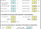hvac heat load calculation xls