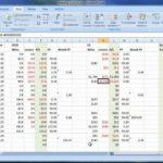 Templates Stock Fundamental Analysis Spreadsheet