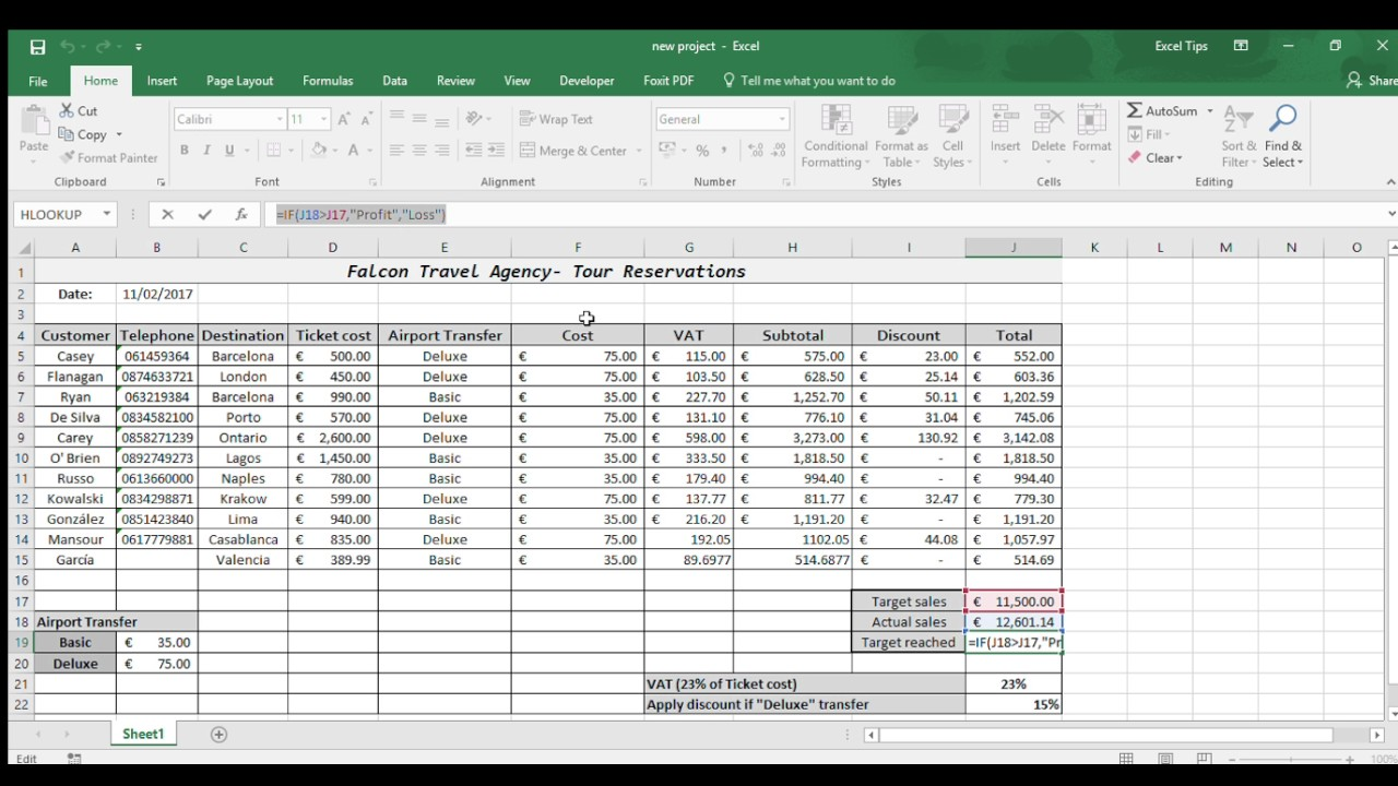 Travel Spreadsheet Excel Templates Download Free