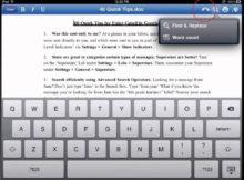 best spreadsheet app for ipad