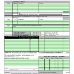 excel sheet for monthly expenses