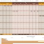 product comparison template xls