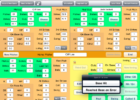 softball score sheet printable