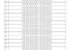 softball stat sheet excel