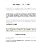 spreadsheet formulas list