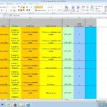 time study spreadsheet free