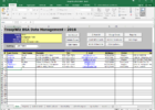 Boy Scout Account Spreadsheet