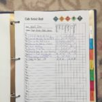 Boy Scout Accounting Templates
