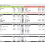 Budget Spreadsheet For Ipad free
