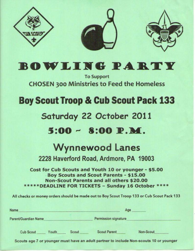 Cub Scout Treasurer Spreadsheet