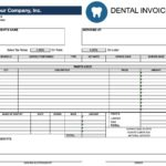 Free Create Invoices From Excel Spreadsheet